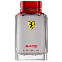 Оригинал Ferrari Scuderia Club 125ml edt Феррари Скудерия Клаб