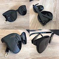 Женские имиджевые солнцезащитные очки (2 цвета)