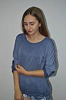 Женская кофта с рукавом три четврти Italy