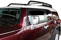 Дефлекторы окон к-т 2 шт. - FJ Cruiser - Toyota - 2007