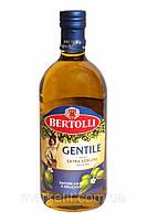 Оливковое масло натуральное первого отжима Bertolli Gentile Extra Vergine, 1 л.
