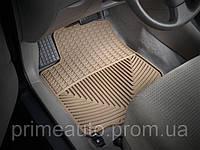 Коврики резиновые, передние. (WeatherTech) - Corolla - Toyota - 2002