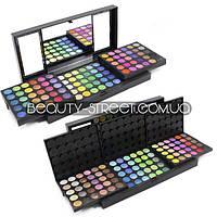 Профессиональные тени для век 180 цветов с зеркалом