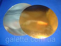 Подложка  под торт круглые D39cm (код 02988)