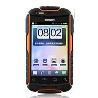 Смартфон DISCOVERY V5 + со сверхзащитой IP67/ Android 4.2 / G-Sensor / WIFI