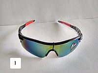 Сонцезащитные спортивные очки (велоочки) - 9 расцветок