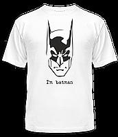 """Футболка """"Бетмен"""", фото 1"""
