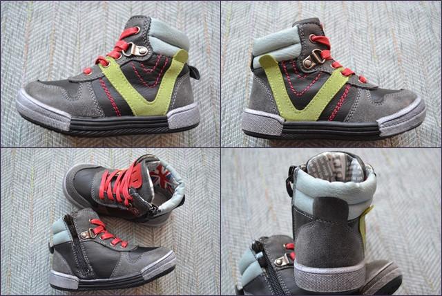 Демисезонные ботинки Солнце фото