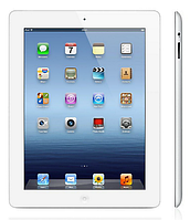 Планшет Apple iPad 4 Retina Wi-Fi+4G 128ГБ  White, фото 1