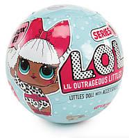 Игровой набор с куклой LOLL.O.L. Surprise DollS1Лол серия 1Невероятный сюрприз в ассорт