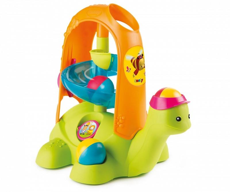 Развивающая игрушка для малыша Черепаха Cotoons Smoby 110414