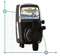 Мембранный электромагнитный насос-дозатор PDE HC151-6 PH-RX 10-10/12-08/14-05 230V PP-GL-VT