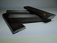 Гребенка резьбонарезная плоская шаг 2,5мм. (10х25х100) СИЗ Р6М5 (комплект из 4 шт.)