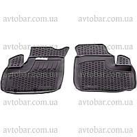Коврики в салон Fiat Doblo Cargo (00-) передние полиуретановые