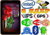 Планшет на 2SIM Asus HD10 INTEL 8 ядер,GPS, телефон, 3G Android 5.1