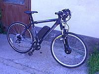 Электро велосипед Comanche Tomahawk Cross