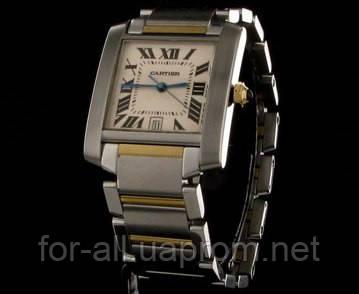 Рейтинг наручных часов. Самые известные Cartier Tank