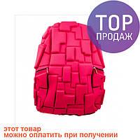 Рюкзак большой Square розовый / городской рюкзак
