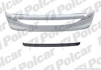 Бампер передний Peugeot 206 98-09