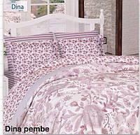 Постельное белье семейный комплектAltinbasak (Турция), Dina pink