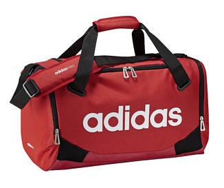 Сумка спортивная маленькая Adidas Neo BQ7034 (original) daily gymbag S мужская женская Красный