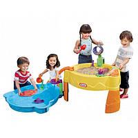 Детский игровой стол - песочница Little Tikes 637780M