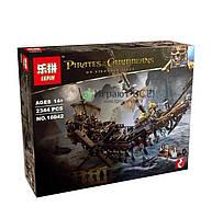 Конструктор Lepin 16042 Безмолвная Мэри (аналог Lego Pirates of the Caribbean 71042)