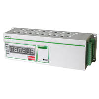 Smart monitoring device for PV application, for 7 strings, with display