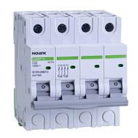 Модульный автоматический выключатель для DC 10 kA для PV применение , характеристика C, 25 A, 1000 V DC, 4DIN