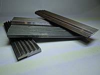 Гребенка резьбонарезная плоская шаг 4,0мм. (10х25х100) СИЗ Р6М5 (комплект из 4 шт.)