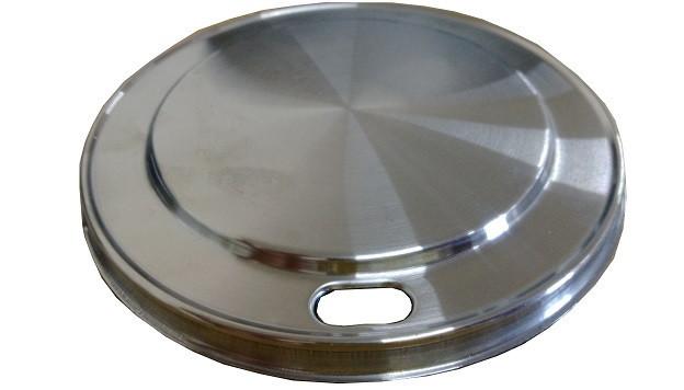 Тэн на дисковый чайник. диаметр 150\155 мм мощность 1850 вт на 220 в.Нержавеющий