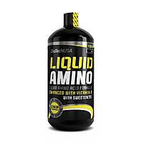 Комплекс аминокислот (жидкость) Liquide Amino Biotech USA 1000ml lemon