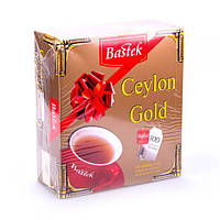 Чай черный 100 пак. Польша Bastek Ceylon Gold 200g