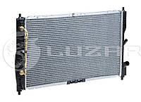 Радиатор LANOS 1,4 автомат (2011 г) (алюм-паяный) LRc 04164b  Luzar