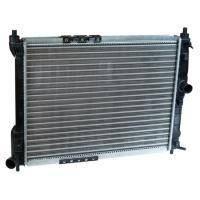 Радиатор LANOS без кондиционера  CR-DW0011 Aurora