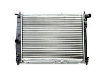 Радиатор Lanos без кондиционера 96351263  Китай