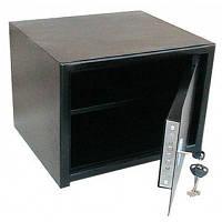 Сейф мебельный СМ-400П с полочкой