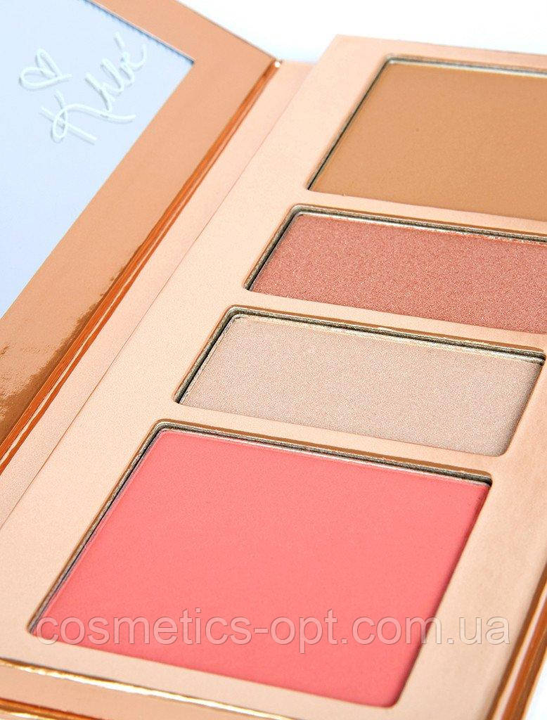Палитра для коррекции лица Koko Kollection Face Palette by Kylie (реплика)