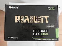 Видеокарта PALIT Nvidia Geforce GTX 1060 DUAL 3GB (NE51060015F9-1061D)
