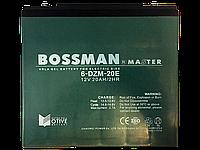 Аккумуляторы к электровелосипедам BOSSMAN 6DZM20E