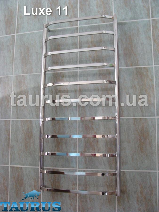 Купить новый высокий и узкий Полотенцесушитель Luxe 11/400 (высота  1150 мм).