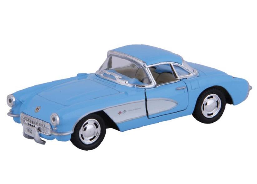 Металлическая модель kinsmart Chevrolet Corvette