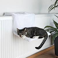 Лежак Trixie Radiator Bed для кошек на батарею, плюшевый, 45х24х31 см