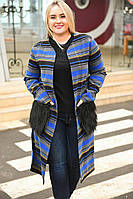 Женское пальто батал, фото 1
