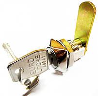 Замок почтовый  7-014-002 evro locks латунь (прямой)