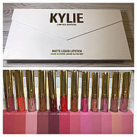Сет из 12 помад Kylie Limited Edition «Конверт»