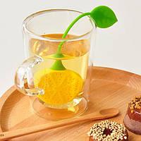 Ситечко для заваривания чая МирАкс СЧ-3769 (Лимон)