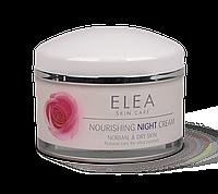 Питательный ночной крем для нормальной и сухой кожи, 50 мл Elea Skin Care
