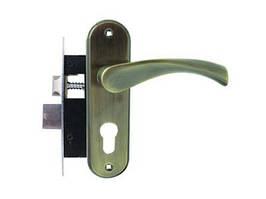 15-68 Ручка дверная FZB ET-71157 50мм