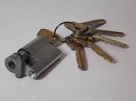 Механизм цилиндр. для накладного замка 6 ключей Арико